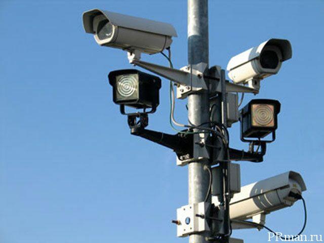 Камера ГИБДД на Московском проспекте 117