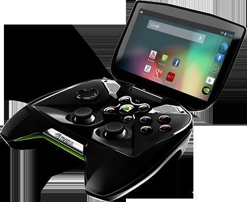NVIDIA Project Shield игровая приставка от Nvidia