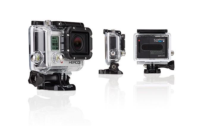 gopro hero 3 black edition обзор  экшен камеры