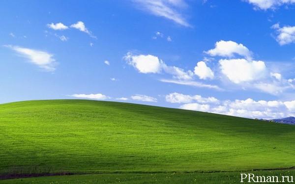Прощай, Windows XP! Лучший пример адаптации рекламы под рынок России.
